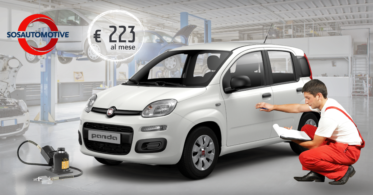 Fiat Panda Easy in pronta consegna